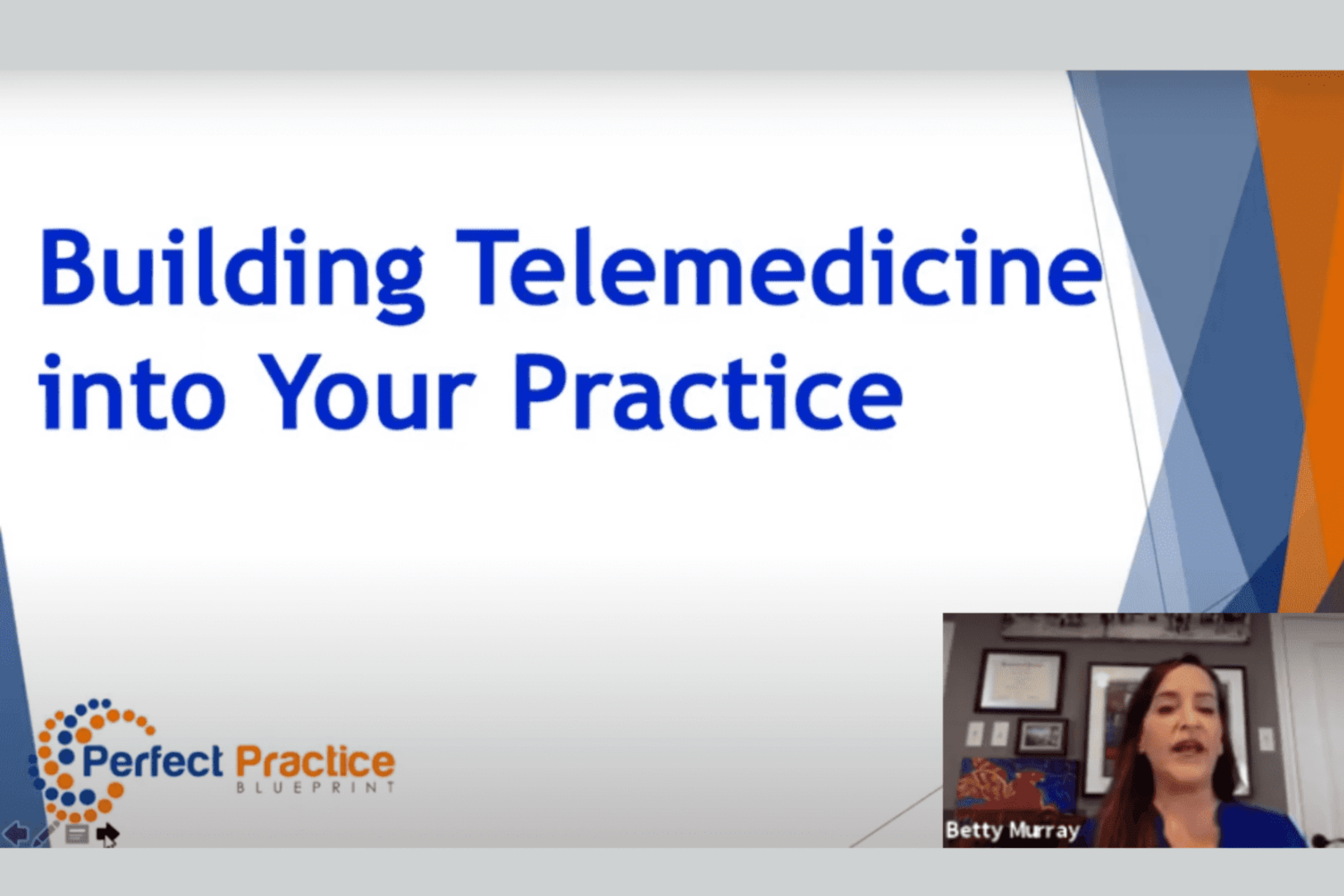 Perfect Practice Telemedicine Program - What You Need to Know