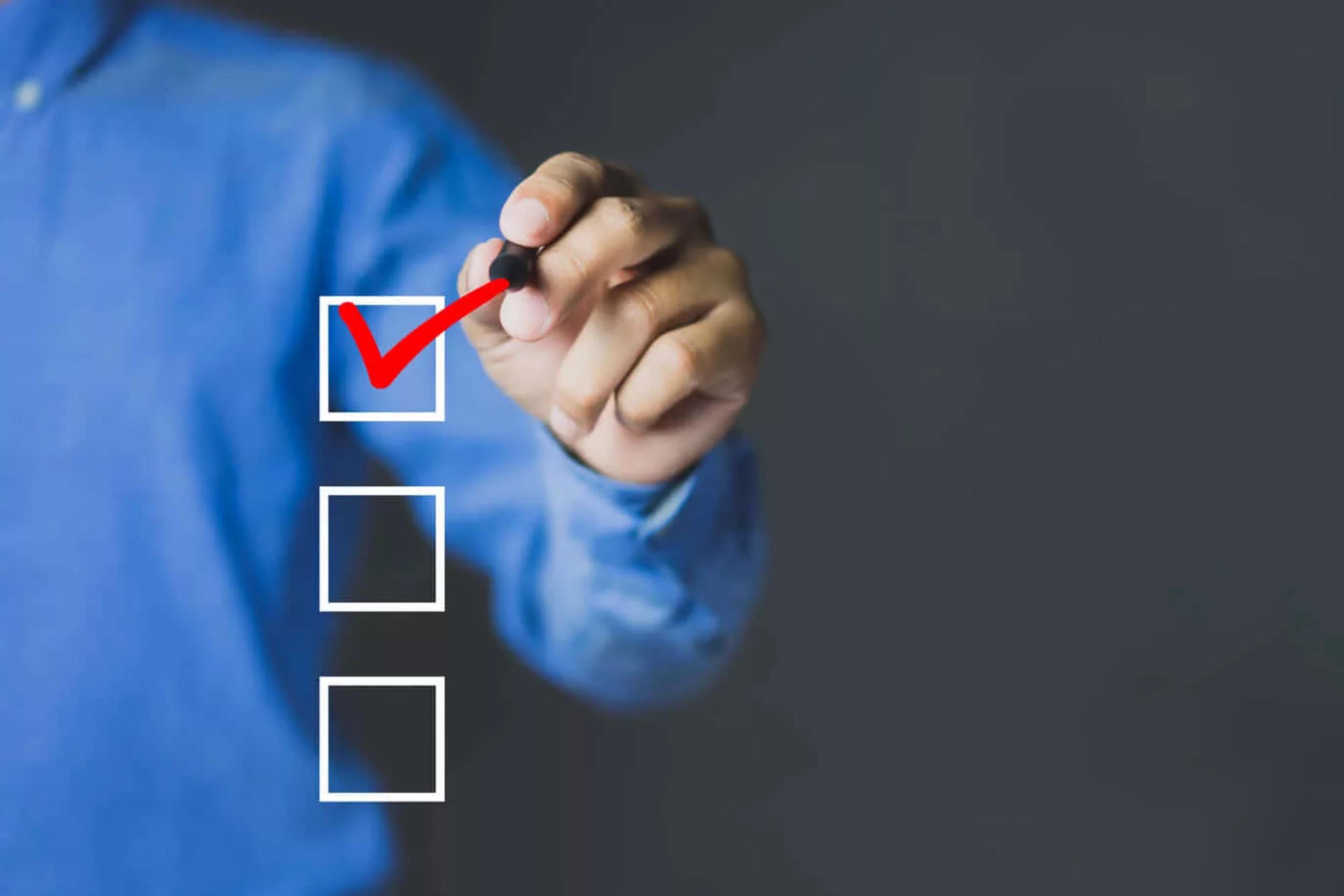 Liability Checklist